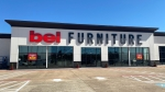 Bel Furniture celebrated its grand opening in Humble on Sept. 18. (Wesley Gardner/Community Impact Newspaper)