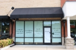 Serrato's Steakhouse is slated to open Oct. 20. (Wendy Sturges/Community Impact Newspaper)