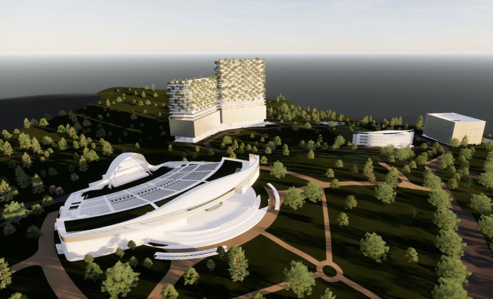 The new venue will hold a minimum of 20,000 people, developer Craig Bryan said. (Courtesy of Craig Bryan)