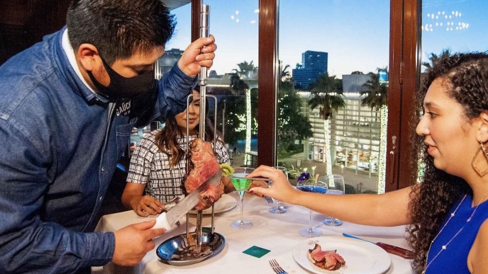 Gauchos Do Sul, a Brazilian steakhouse located at 126 Vintage Park Blvd, Ste. H, Houston, commemorated its five-year anniversary on Sept. 27. (Courtesy Gauchos Do Sul)