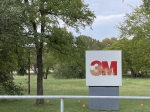 3M Company has other office parks to the north and south bordering a 5-acre property it intends to develop into office buildings. (Trent Thompson/Community Impact Newspaper)