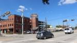highway 5 through downtown McKinney