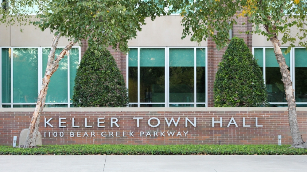 Keller Town Hall