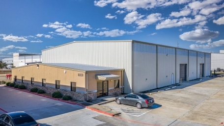 JL Texas Pallets & Logistics will open a new location at 6838 Bourgeois Road in Houston in January. (Courtesy Finial Group)
