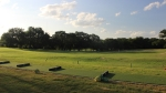 The future of West Austin's Lions Municipal Golf Course depends on the outcome of a city rezoning process and its landowner, The University of Texas. (Ben Thompson/Community Impact Newspaper)