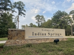 The Village of Indian Springs is the smallest of The Woodlands Township's villages. (Ally Bolender/Community Impact Newspaper)