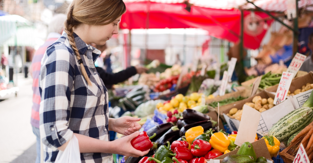 One event to attend this weekend in Katy is the farmers market. (Courtesy Canva)