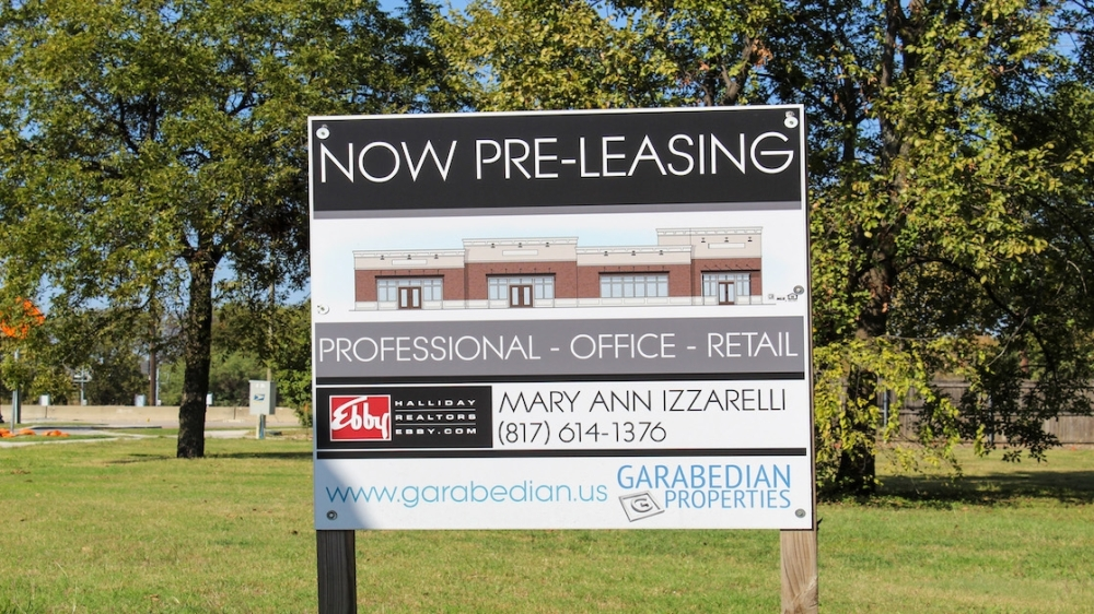 Garabedian Properties has completed projects from 2,000 square feet to 20,000 square feet all across the Dallas-Fort Worth metroplex. (Bailey Lewis/Community Impact Newspaper)