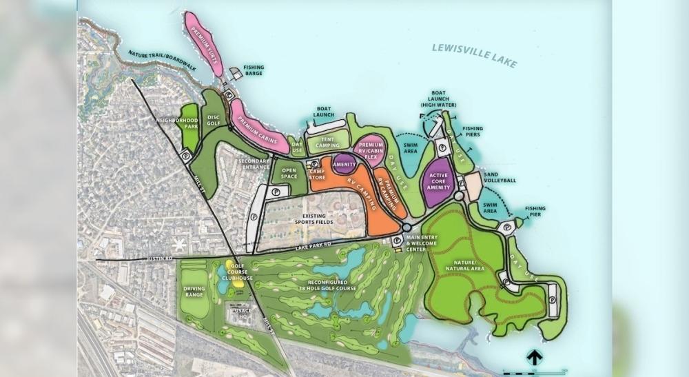 Lake Park concept