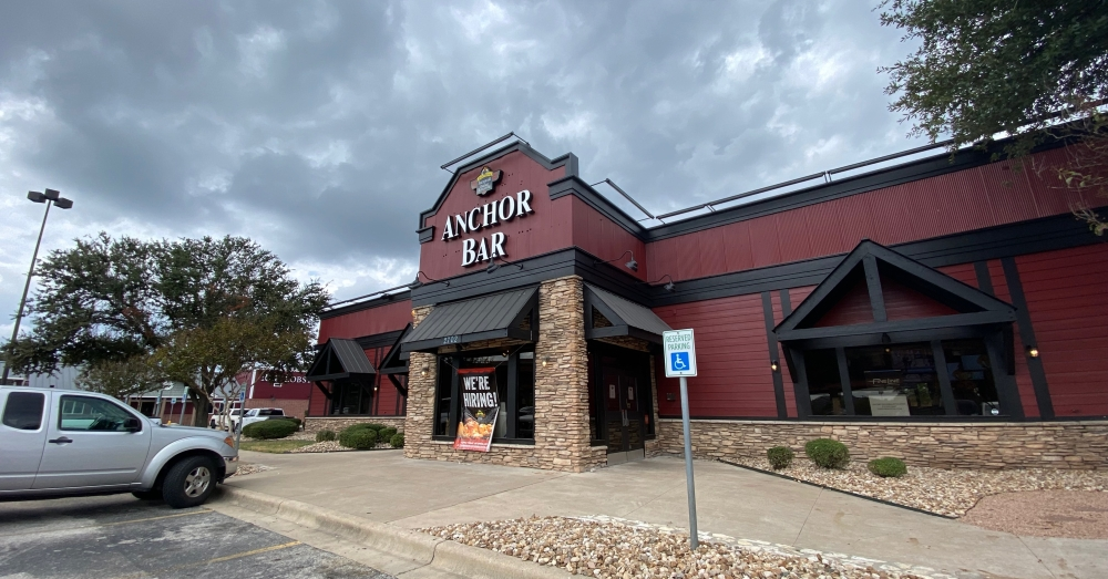 Anchor Bar, home of the original Buffalo wing, is now open in Round Rock. (Brooke Sjoberg/Community Impact Newspaper)