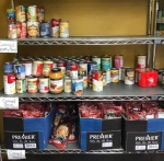 Cy-Fair Helping Hands opens its food pantry several days a week for individuals and families in need. (Courtesy Cy-Fair Helping Hands)