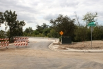 The bridge will serve as a secondary access point to Town Creek. (Eric Weilbacher/Community Impact Newspaper)