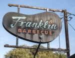 Franklin Barbecue in East Austin closed its dining room in March 2020. (Courtesy Franklin Barbecue)