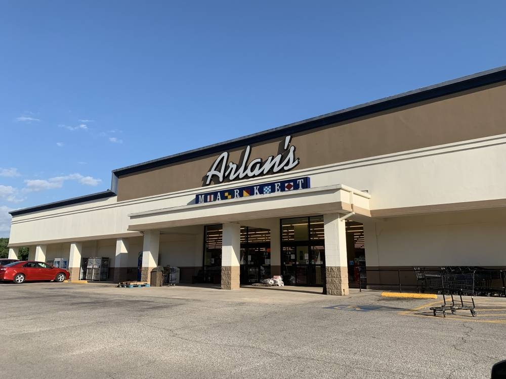 Arlan's Market closed a variety of locations, including one in Magnolia in 2019. (Kara McIntyre/Community Impact Newspaper)