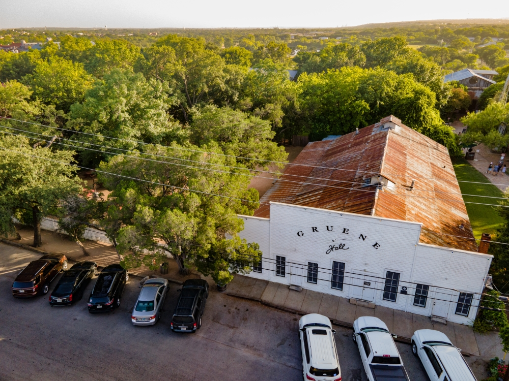 Gruene Hall will be the backdrop of a new Scotty McCreery music video. (Community Impact Newspaper staff)