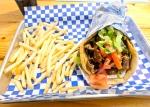 Simply Greek serves gyros and more. (Courtesy Simply Greek)