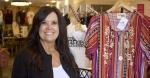 Jenny Nelson, a former teacher, is the owner of Social Rose. (Photos by Sandra Sadek/Community Impact Newspaper)