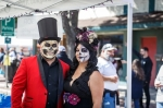 The annual Dia de los Muertos celebration will take place in downtown. (Courtesy Mikie Farias Photography)