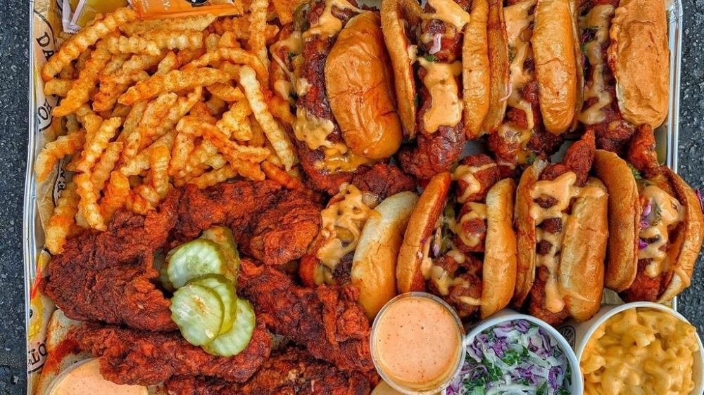 Dave's Hot Chicken has over 20 locations across Texas, California, Colorado and Canada. (Courtesy Dave's Hot Chicken)