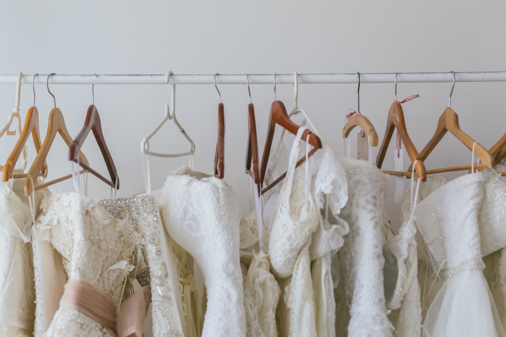 Southern Belle Bridal Consignment will relocate by mid-November in Montgomery. (Courtesy Adobe Stock)