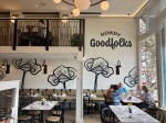 The new southern-style eatery on the Georgetown Square serves honey butter mini biscuits and boozy craft milkshakes. (Brittany Andes/Community Impact Newspaper)