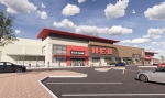 The new Oak Hill H-E-B is scheduled to open Oct. 27. (Courtesy of H-E-B)