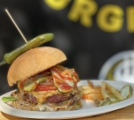 Cash Cow Burgers Co., from the owner and chef of Valentina's TexMex BBQ, is now open in Buda. (Courtesy Cash Cow Burgers Co.)