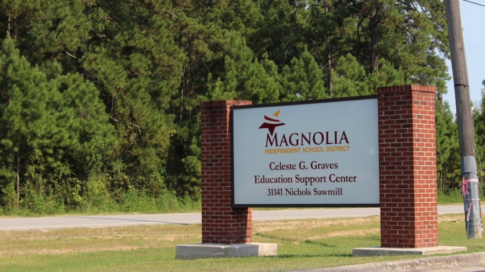 A judge granted a temporary restraining order against Magnolia ISD, pausing enforcement of its gender-based hair length policy. (Community Impact staff)