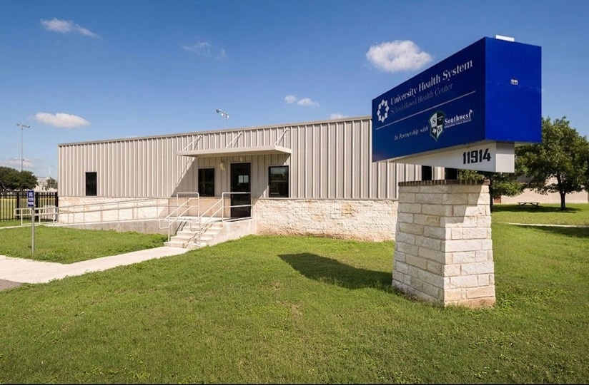 The school-based clinic at Wagner High School will be similar in design to this clinic located in Southwest ISD. (Courtesy University Health Systems)