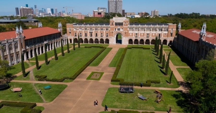 Though a date has yet to be determined, Rice University will soon join the American Athletic Conference. (Courtesy Rice University)