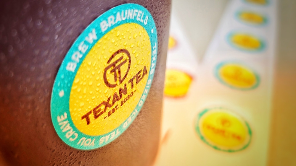 Texan Tea is slated to open a drive-thru location in New Braunfels in spring 2022. (Courtesy Texan Tea)