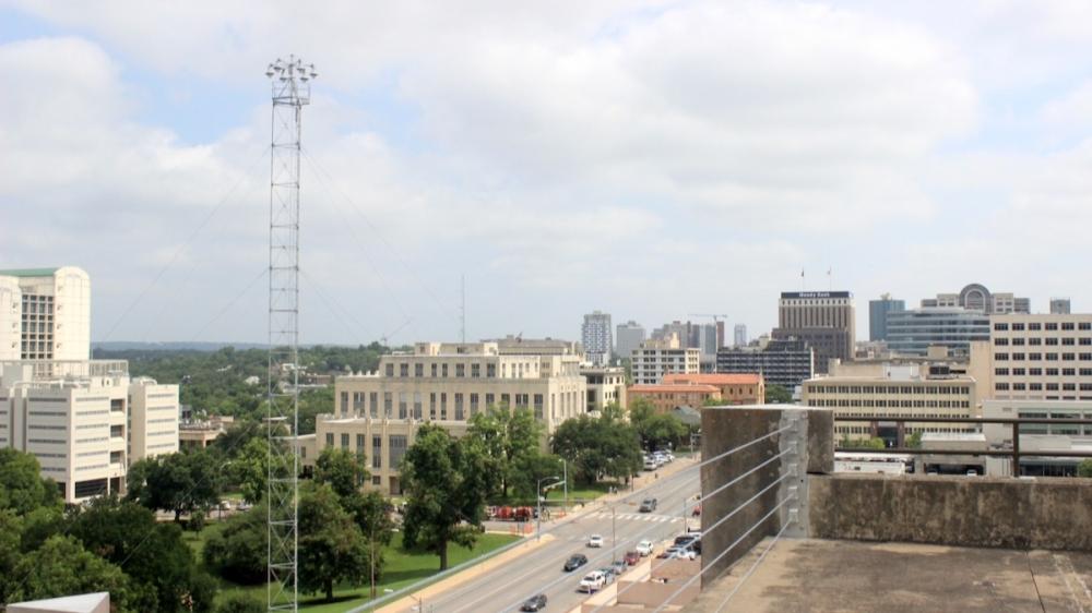 Photo of Austin's skyline