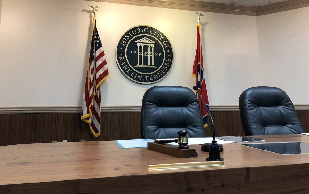 The city of Franklin held elections Oct. 26. (Community Impact Newspaper staff)