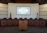 school board chambers