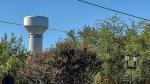 Keller-Smithfield water tower