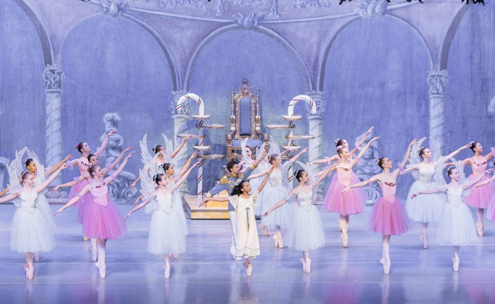 """After being closed to the public for the 2020 season, the Houston Repertoire Ballet is returning to Tomball for its 22nd annual performance of """"The Nutcracker,"""" the nonprofit organization announced in an Oct. 25 release. (Courtesy Houston Repertoire Ballet)"""