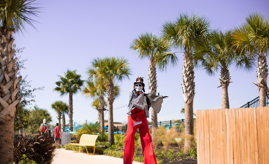 Margaritaville Lake Resort presents its second annual Halloween Adventure with activities spanning from 9 a.m.-9 p.m. on Oct. 30 with a resort stay. (Courtesy Taylorized PR)