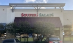 Souper Salad at University Drive has closed. (Brittany Andes/Community Impact Newspaper)